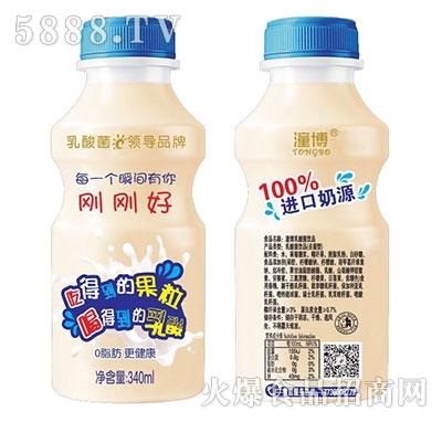 潼博乳酸菌饮品340ml(蓝)