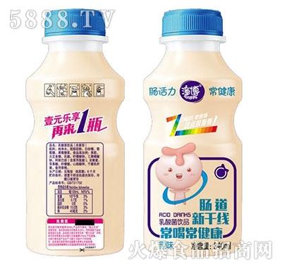潼博乳酸菌饮品原味340ml