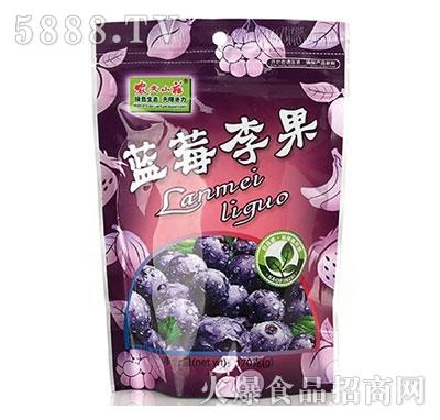 农夫山庄蓝莓李果170g