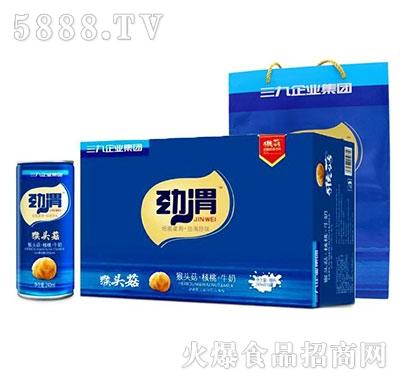 劲渭猴头菇饮料240mlx16罐