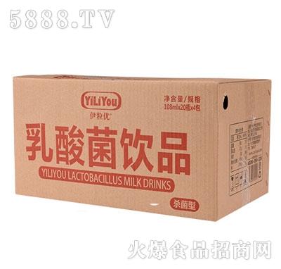 伊粒优乳酸菌饮料(箱)