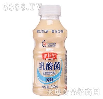 伊粒优乳酸菌饮料350ml