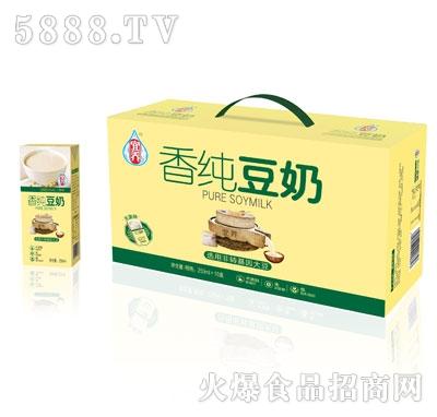 宜养香纯豆奶250mlx16盒