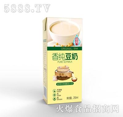 宜养香纯豆奶250ml