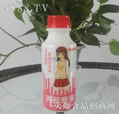 阿部察察含乳饮品(女生瓶单)