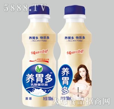 帅盾养胃多原味乳酸菌饮品1000ml