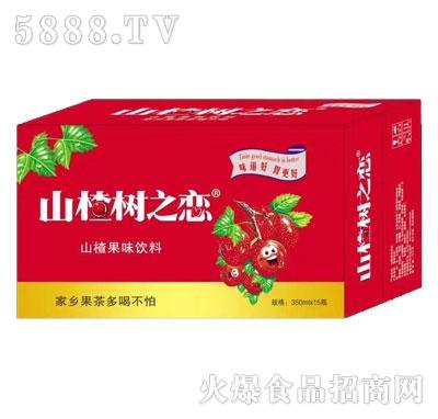 山楂树之恋山楂果味饮料350mlX15瓶