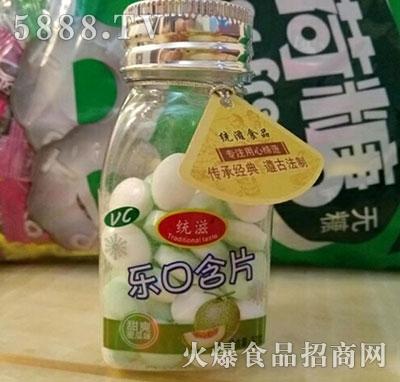 统滋乐口含片甜爽蜜瓜味32g