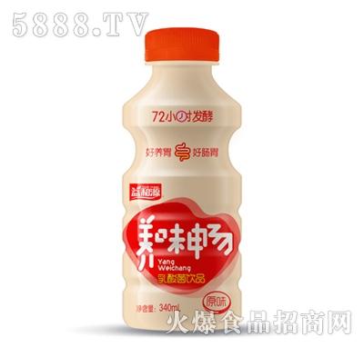 益和源养味畅原味乳酸菌饮品340ml