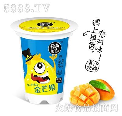 豫尚果香金芒果果汁饮料350ml