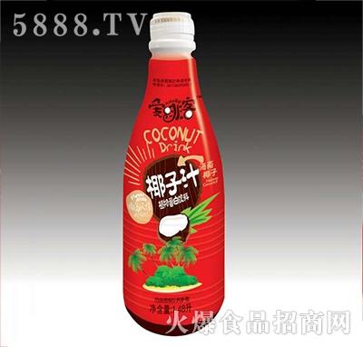 爱啡客椰子汁1.48升