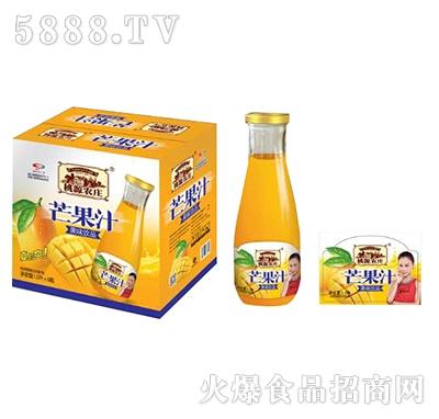 桃源山庄芒果汁1.5Lx6瓶