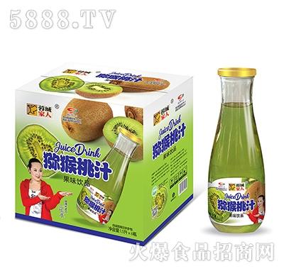 蓉城家人弥猴桃汁1.5Lx6瓶