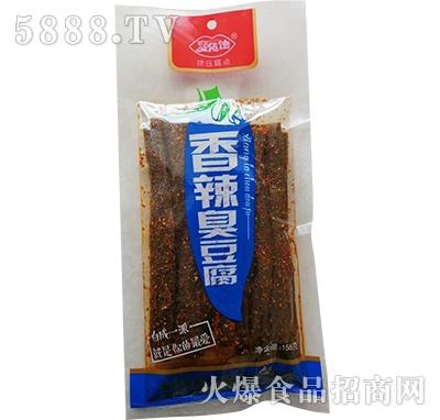 麦依饱香辣臭豆腐156g