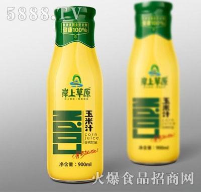 维润食品玉米汁