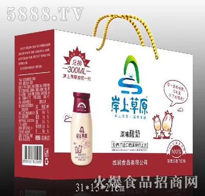 维润食品原味酸奶饮品(礼盒)