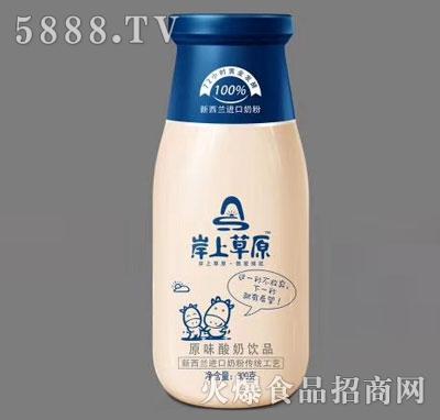 维润食品原味酸奶饮品300g
