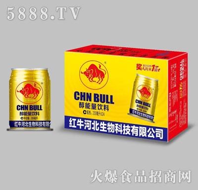 红牛醇能量饮料250ml箱