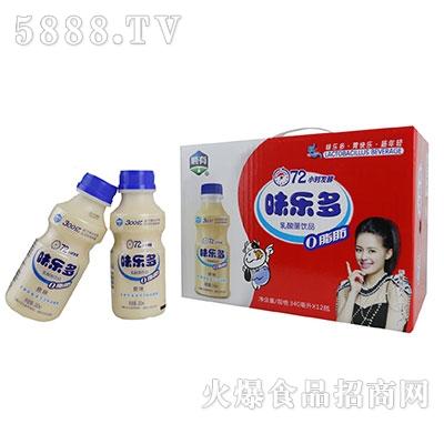 顺有味乐多乳酸菌340mlx12瓶