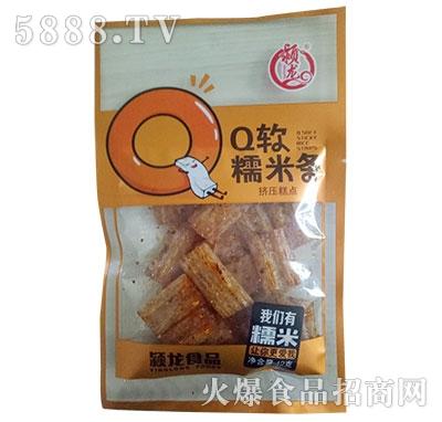 颖龙食品Q软糯米条42克