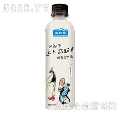 水珍泉柠檬味果汁饮料480ml