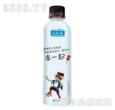 水珍泉百香果味果汁饮料480ml