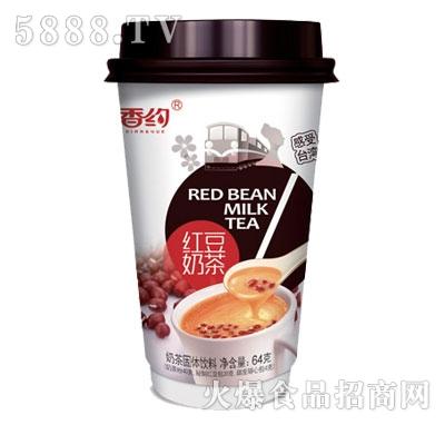 香约红豆奶茶76克