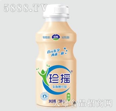 珍摇原味乳酸菌饮品338ml