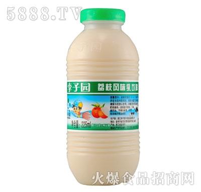 李子园甜荔枝风味乳饮料