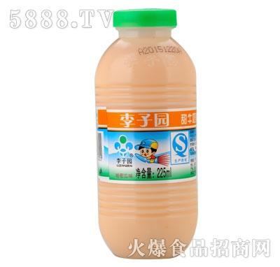 李子园甜牛奶哈密瓜味225ml