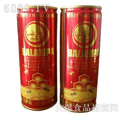 巴拉西帕蜂蜜水罐装