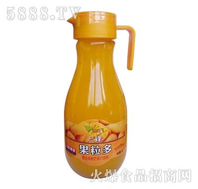 三锋果粒多芒果汁饮料1.5L