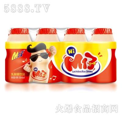 乳酸菌饮品108mlx4