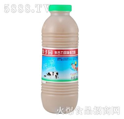 李子园朱古力风味乳饮料280ml