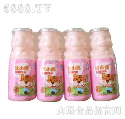 牡小虎乳酸菌饮品