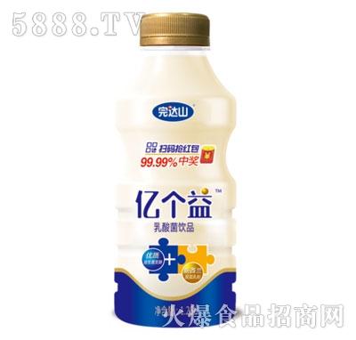 完达山亿个益乳酸菌饮品1.25L