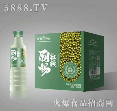 刷畅粗粮绿豆粗粮饮料1Lx5瓶产品图