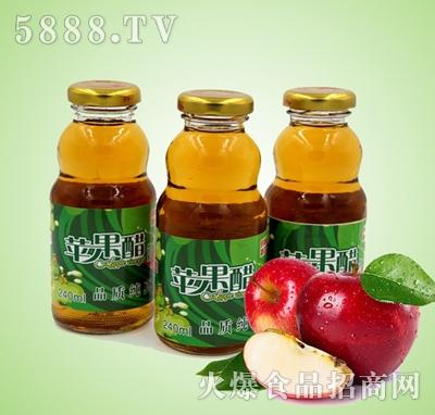 万果园苹果醋饮料240ml