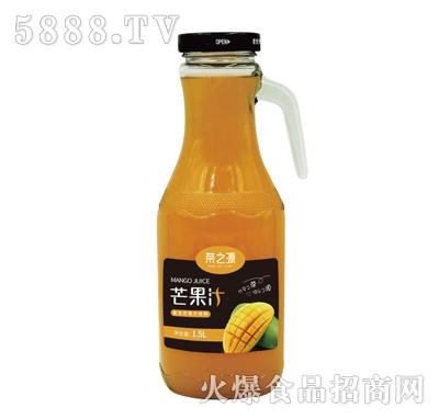 荣之源芒果果汁1.5L