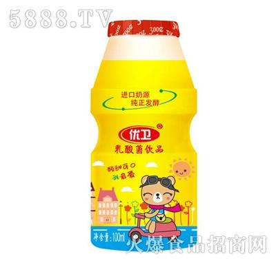 优卫儿童乳酸菌饮品100ml