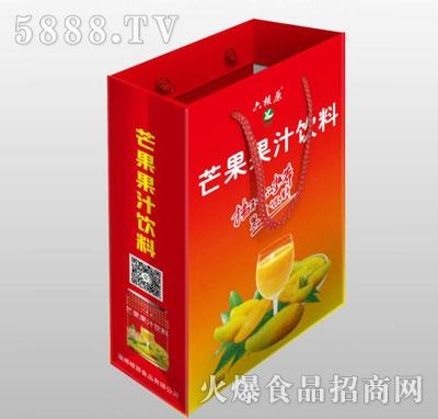 六核原芒果果汁饮料(袋)