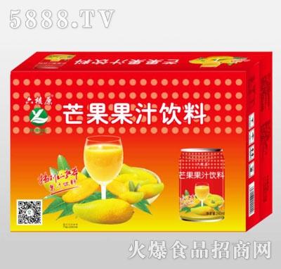 六核原芒果果汁饮料(箱)