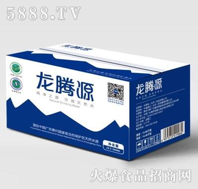 龙腾源饮用天然水380mlX24