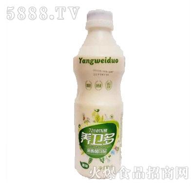 养卫多乳酸菌原味饮料1L