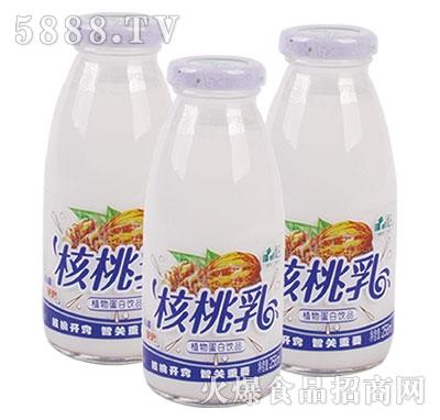 品世核桃乳饮料256ml