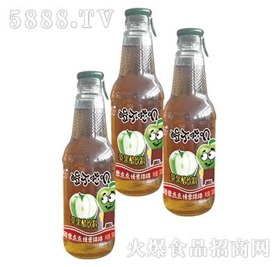 品世酸不拉叽苹果醋饮料300ml