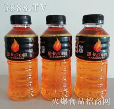 金卡8小时维生素功能果味饮料瓶装