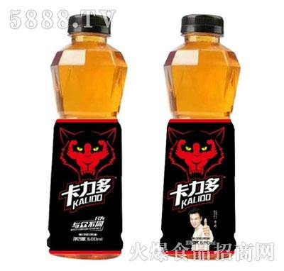 卡力多强化型维生素饮料600ml瓶