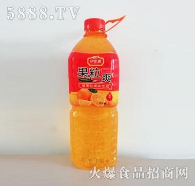 伊思源果粒爽橙果粒果味饮品2L产品图