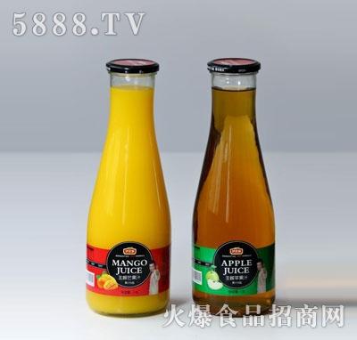 伊思源生榨果汁饮料瓶